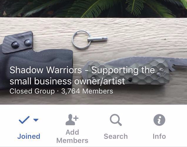 Shadow Warriors Business Featured